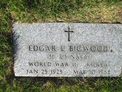 Edgar L Bigwood