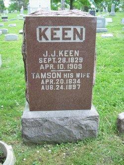 Joshua Jordon Keen