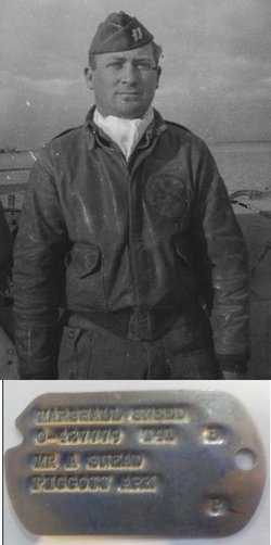 Capt Marshall Sneed