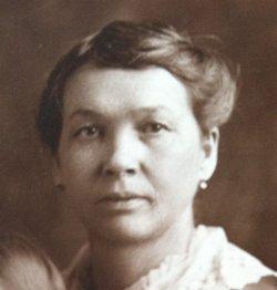 Ann Stanley <I>Davis</I> Amer
