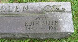 Ruth S. <I>Mobley</I> Allen