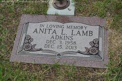 Anita Louise <I>Lamb</I> Adkins