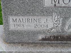Maurine Janice <I>Leavitt</I> Moore