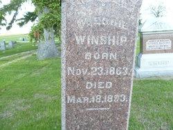 Walter Eddie Winship