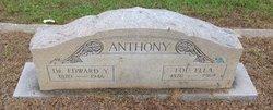 Lou Ella <I>Witt</I> Anthony