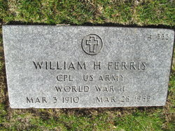 William H Ferris