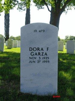 Dora F Garza