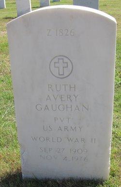 Ruth B Gaughan