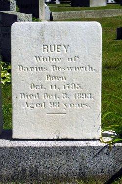 Ruby Taber <I>Merrihew</I> Bosworth