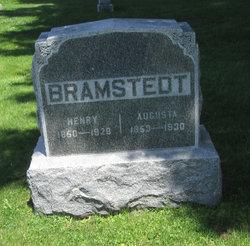 Augusta <I>Grunewald</I> Bramstedt