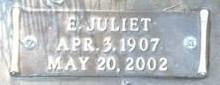 Ebba Juliet <I>Stevens</I> Aiken