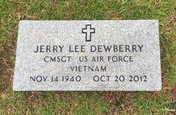 Jerry Lee Dewberry