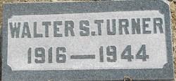 Pvt Walter Short Turner