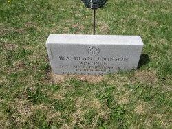 Ira Dean Johnson