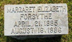Margaret Elizabeth Forsythe