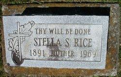 Stella S. Rice