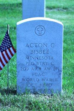 Acton C Bisbee