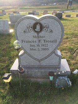 Frances Faye <I>Beck</I> Troxell