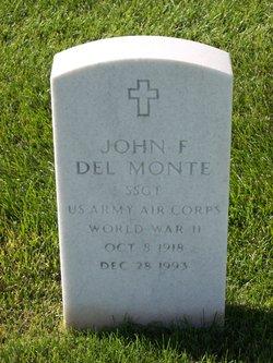 John F Del Monte
