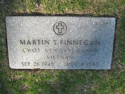 Martin T Finnegan