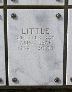 AMN Chester Ray Little