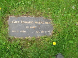 James E Mceachern