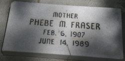 Phebe Maude <I>Roberts</I> Fraser