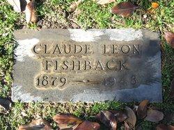 Dr Claude Leon Fishback 1879 1948 Find A Grave Memorial