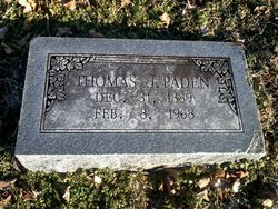 Thomas J. Paden