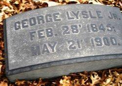George Lysle, Jr.