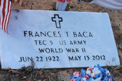 Frances T <I>Trujillo</I> Baca