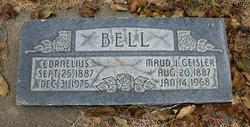 Maude Irene <I>Geisler</I> Bell