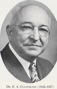 Dr Edward Abraham Glatfelter