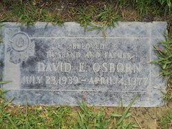 David Eugene Osborn