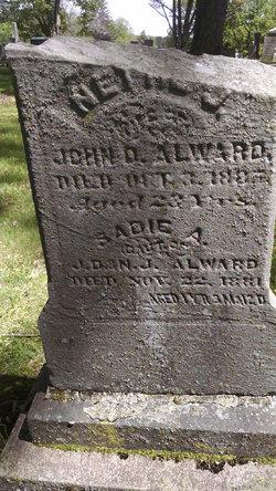 Nettie J. Alward