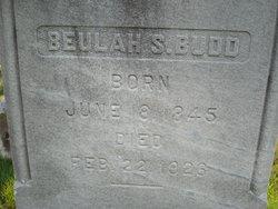 Beulah <I>Shinn</I> Budd