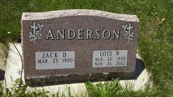 """Lois Nanette """"Skip"""" <I>Smick</I> Anderson"""