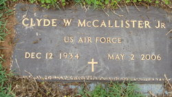 Clyde William McCallister, Jr