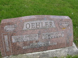 Thomas Ambrose Oehler