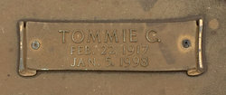 Tommie <I>Cordell</I> Smith