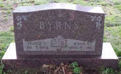Minnie K <I>Barber</I> Byrns