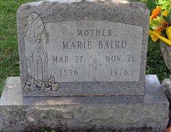 F. Marie <I>Pratt</I> Baird