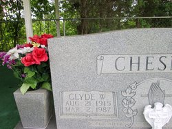 Clyde W Chesney