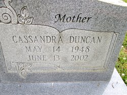 Cassandra Oleta Duncan