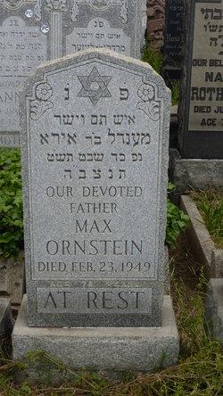 Max Ornstein