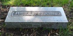 Samuel Rosenwald