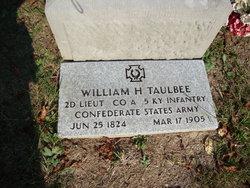William Harrison Taulbee