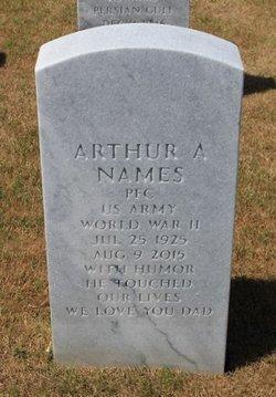 Arthur Andrew Names Jr.
