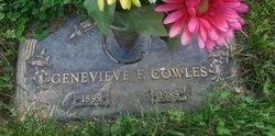"""Genevieve Frances """"Jennie"""" <I>Garey</I> Cowles"""