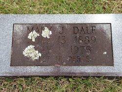 Mary Jane <I>Campbell</I> Dale
